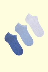 """Носки детские """"Злата"""" хлопок (цвет в ассортименте, 3 пары)"""