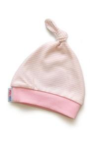 """Шапка детская """"Мышонок"""" 1541 интерлок пенье (цвет розовый)"""
